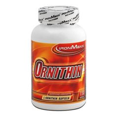 IronMaxx L-Ornithin, Kapsler