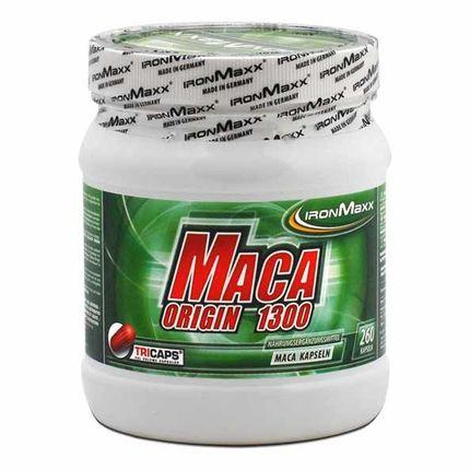 IronMaxx Maca Origin Capsules