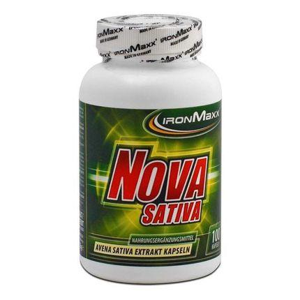 IronMaxx Nova Sativa Capsules