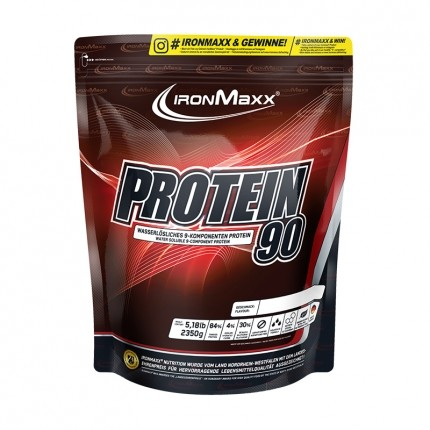 IronMaxx Protein 90 Schoko, Pulver