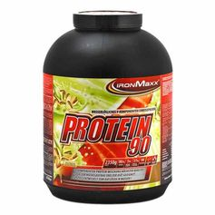 IronMaxx Protein 90 pistacie, pulver