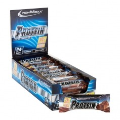 24 x IronMaxx proteinbar chokolade