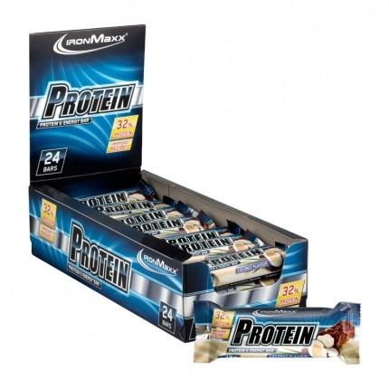 24 x IronMaxx Proteinbar, Kokos