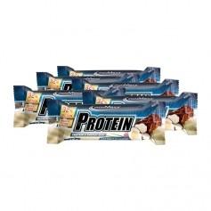 6 x IronMaxx Proteinriegel Kokos