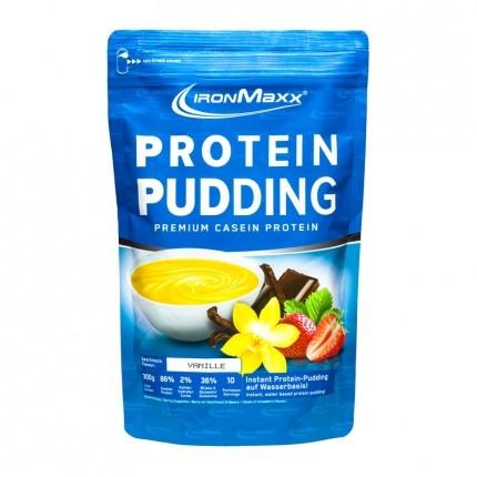 Ironmaxx Protein Pudding, Vanille