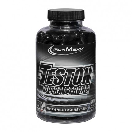 IronMaxx Teston Ultra Strong (180 Kapseln)