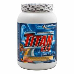 IronMaxx Titan Chocolate  Powder