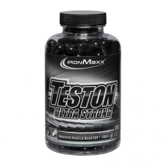 IronMaxx TT Ultra Strong 100% Tribulus, Tabletten