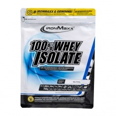 IronMaxx Whey Isolate, Neutral, Pulver
