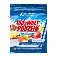 IronMaxx Whey Protein Apfel-Zimt, Pulver