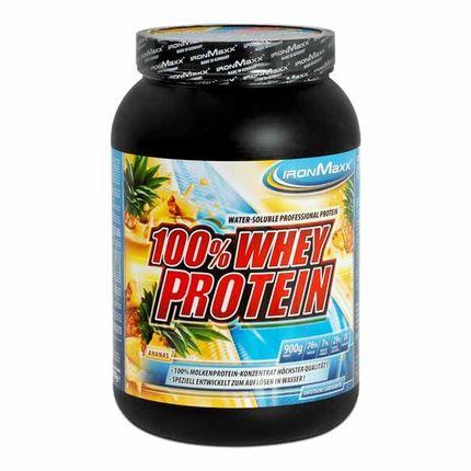 IronMaxx Whey Protein, Ananas, Pulver