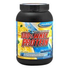 IronMaxx, Whey Protein citron-yaourt, poudre