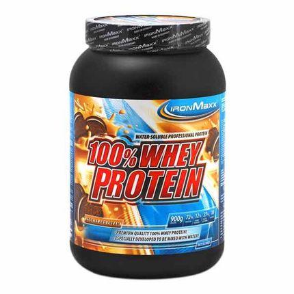 IronMaxx Whey Protein Cookies & Cream, Pulver