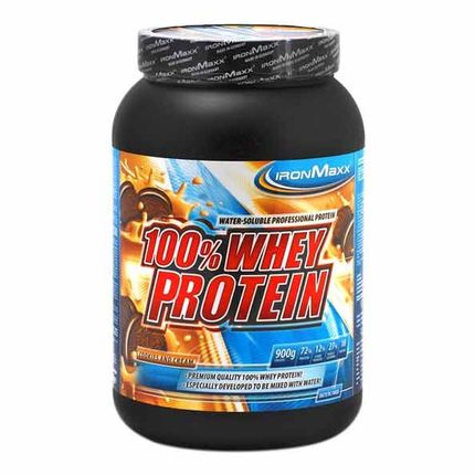 IronMaxx Whey Protein Cookies & Cream Powder