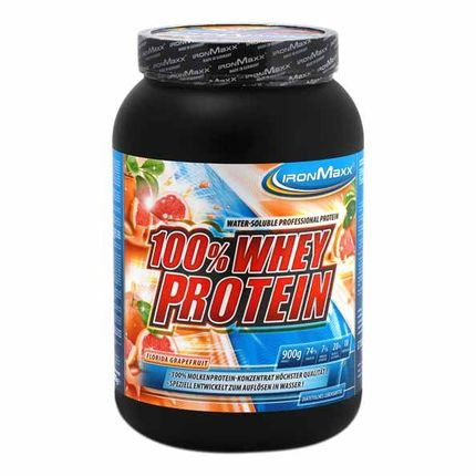 IronMaxx Whey Protein Florida Grapefruit Powder