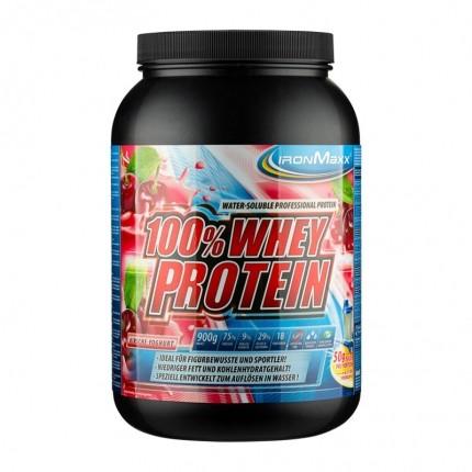 IronMaxx Whey Protein Kirsche-Yoghurt, Pulver