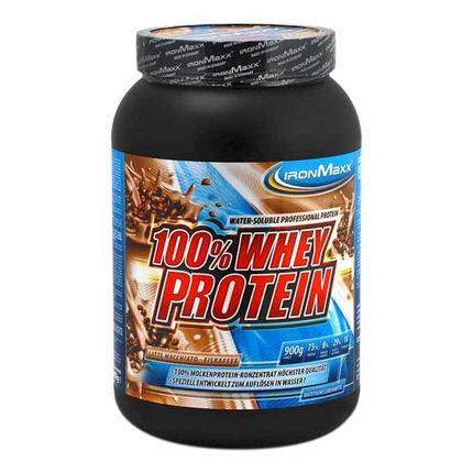 IronMaxx Whey Protein Latte Macchiato, Pulver
