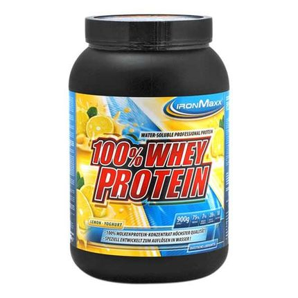 IronMaxx Whey Protein Lemon-Yoghurt Powder