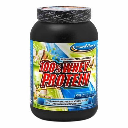IronMaxx Whey Protein Pistachio-Coconut Powder