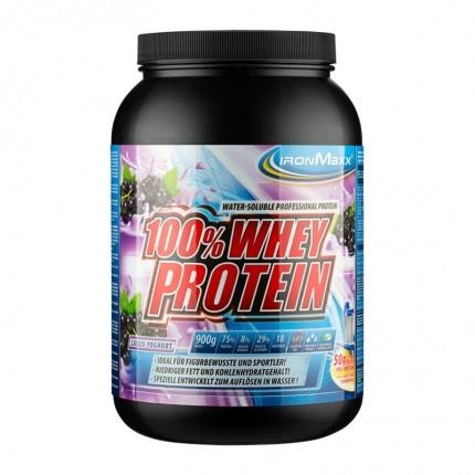 IronMaxx Whey Protein Cassis-Yoghurt, Pulver