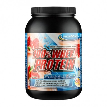 IronMaxx Whey Protein Watermelon Powder