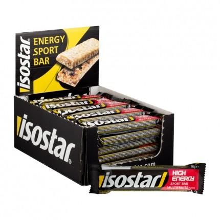 Isostar High Energy, Riegel