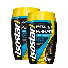 Isostar Hydrate & Perform, Grapefruit, Pulver