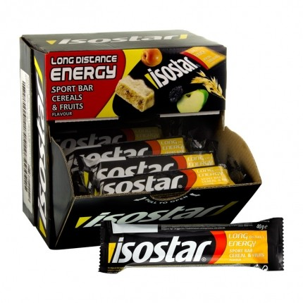 Isostar Long Energy, Riegel