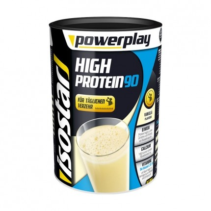 Isostar Powerplay High Protein 90 Vanille, Pulver