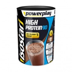 Isostar Powerplay High Protein 90 Schokolade, Pulver