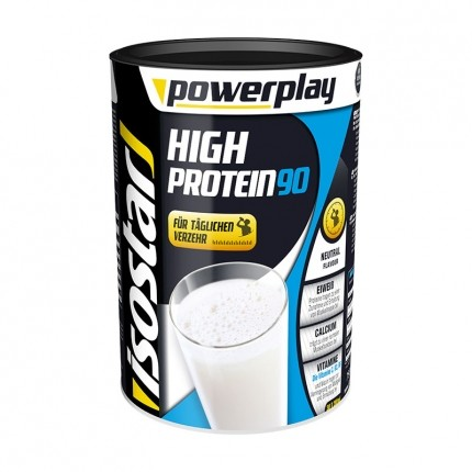 Isostar Powerplay High Protein 90 Neutral, Pulver
