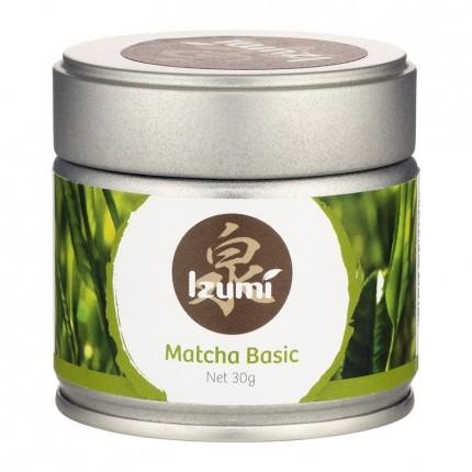 Izumi Matcha mit nu3 Matcha Besen
