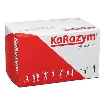 Karazym (200 Tabletten)