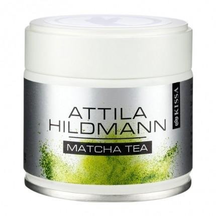Kissa Attila Hildmann Matcha