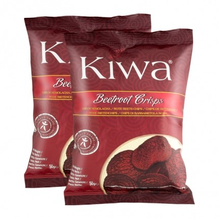 Rote Beete Chips (2 x 50 g)