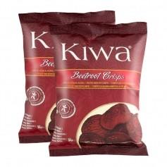 2 x Kiwa Rote Beete-Chips