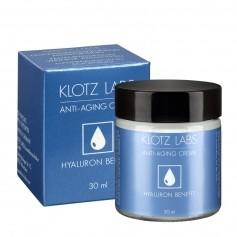 Klotz Labs Anti-Aging Creme Hyaluron Benefit