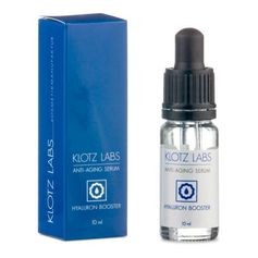 Klotz Labs Anti-Aging Serum Hyaluron Booster