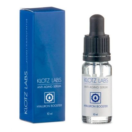 Klotz Labs Anti-Aging Serum Hyaluron Booster