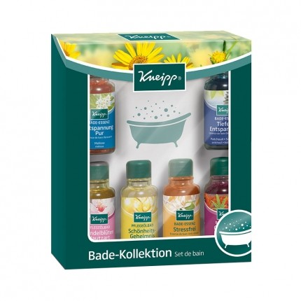 Kneipp Bade-Kollektion (6 x 20 ml)