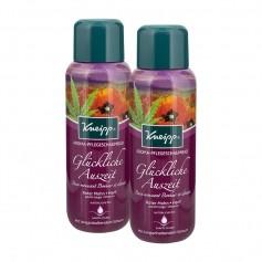 Kneipp Aroma-Pflegeschaumbad Glückliche Auszeit Doppelpack