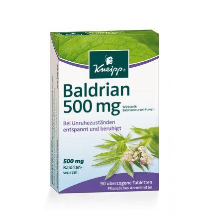 Kneipp Baldrian 500 mg