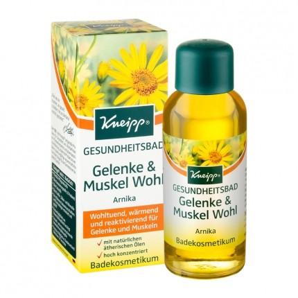 Kneipp Gesundheitsbad Gelenke & Muskel Wohl (100 ml)