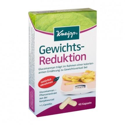 Kneipp Gewichts-Reduktion, Kapseln