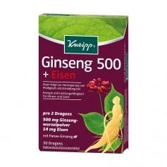 Kneipp Ginseng 500 + Eisen