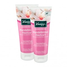 Kneipp Mandelblüten Hautzart Handcreme Doppelpack