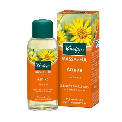 Kneipp Massageöl Gelenke+Muskel Wohl Arnika