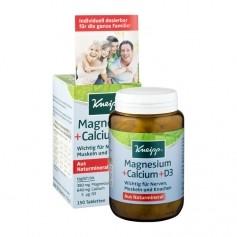 Kneipp Magnesium + Calcium + D3, Tabletten