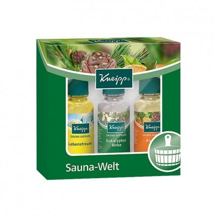 Kneipp Sauna-Welt