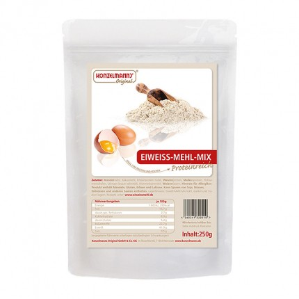 Konzelmann's Low Carb Eiweiss Mehl Mix